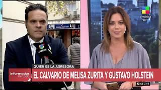 Habla el abogado de la atacante de Melisa Zurita:
