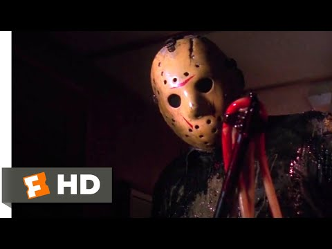 Friday the 13th: Jason Takes Manhattan (1989) - Two for One Slaying Scene (1/10) | Movieclips