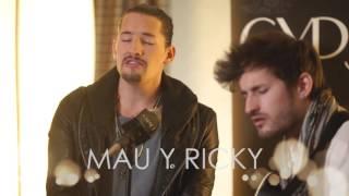 Sala de Gypset Latin Grammy's 2016 | Mau y Ricky Montaner