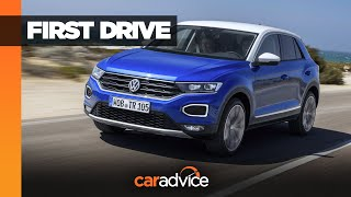 2020 Volkswagen T-Roc review | Compact SUV test