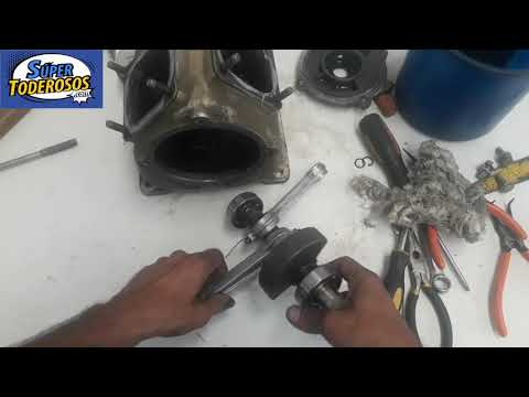Cigueñal De Compresor Cabezal Doble Oaxaca MX