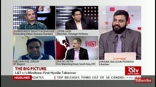 The Big Picture - L&T v/s Mindtree: First Hostile Takeover