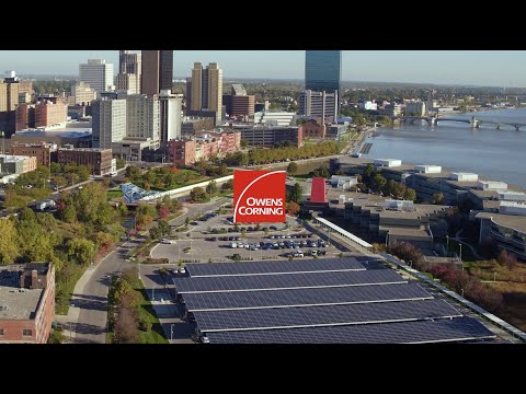 Owens Corning Corporate Video