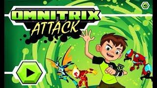 Ben 10: OMNITRIX ATAQUE [Cartoon Network Juegos]