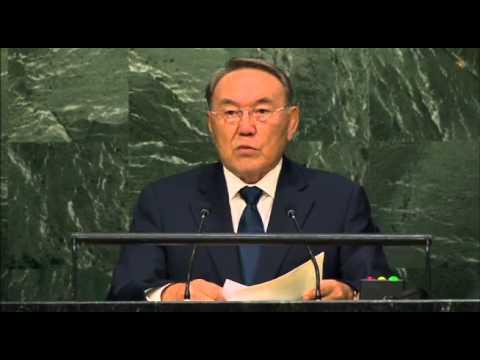 Kazakhstan – Débat 2015 de l'Assemblée générale de l'ONU