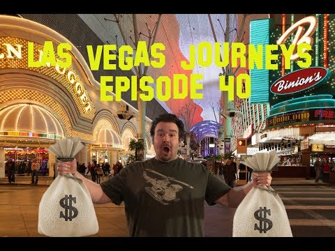 "Las Vegas Journeys - Episode 40 ""Fremont Street Baby!"""