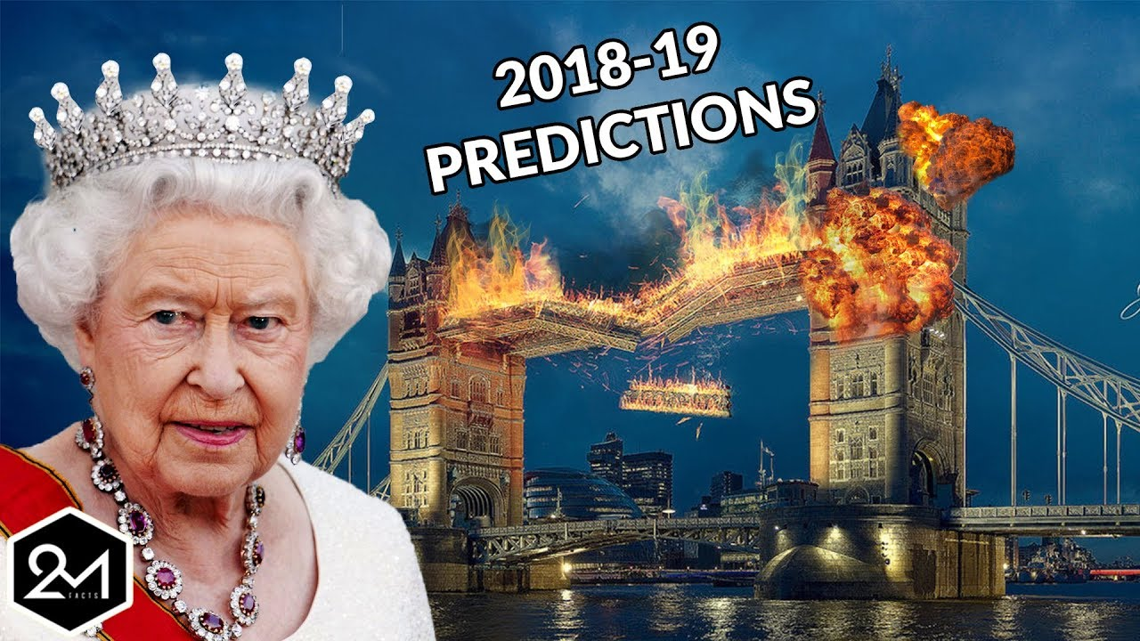 5 Popular Nostradamus Predictions For The Royal Family In 2018-2019