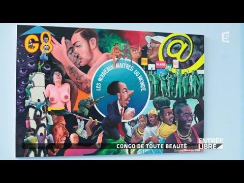 Beauté Congo: Exposition - Entrée libre