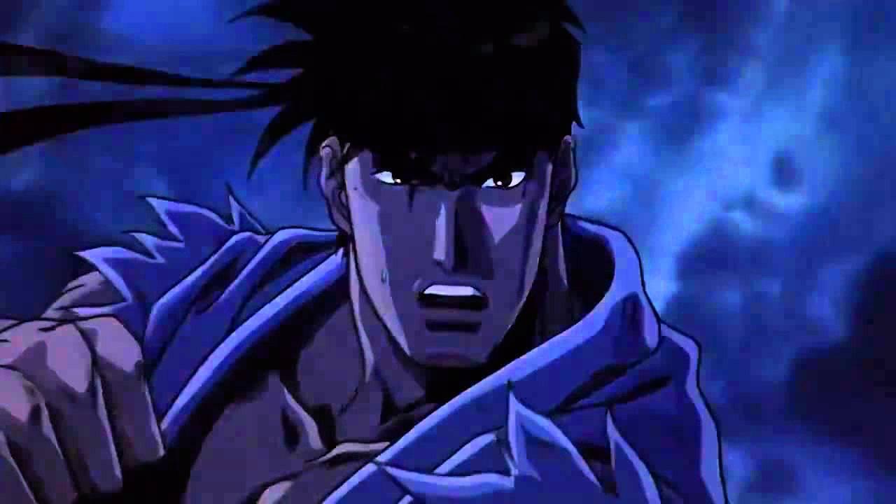 ryu street fighter animated movie
