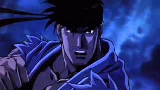Ryu Vs Sagat  , Street Fighter II
