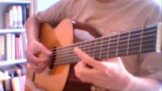 S.H.E - An Jing Le 安靜了 Guitar