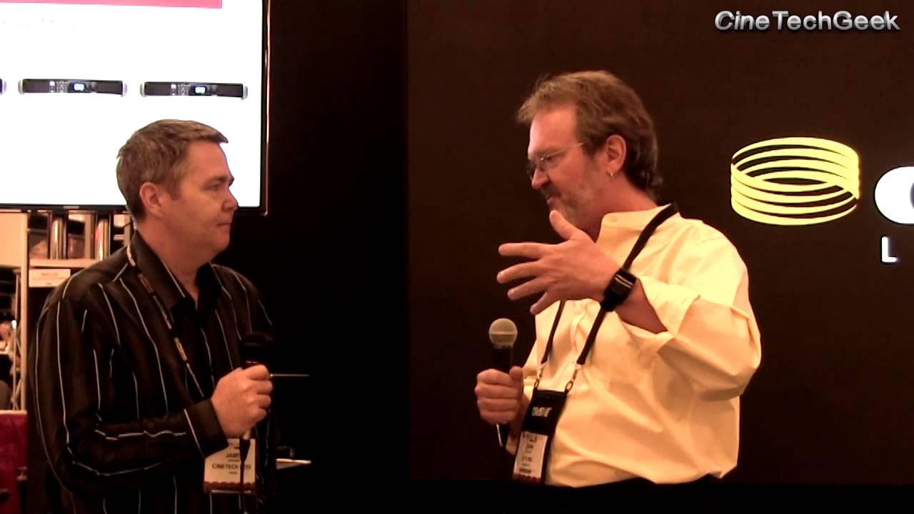 CinemaCon 2014 - 29 - DTS on the state of Open Standards in Immersive Audio  - John Kellogg