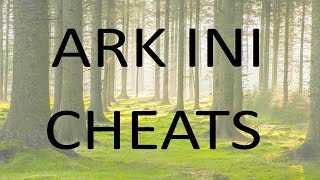 Ark: Ini Cheats And Cheaters | Wildcard Fix This Already!