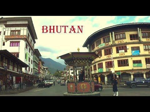 BHUTAN TRIP BY CAR