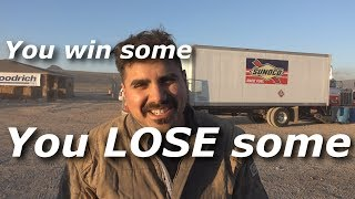 Sous co-drives at the Baja 1000! And an X3 gets WRECKED!