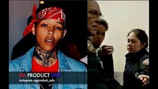 Houston Rapper OMB Blood Bath Arrested MVrder & Robbery Running 3rd Ward Street Gang..DA PRODUCT DVD