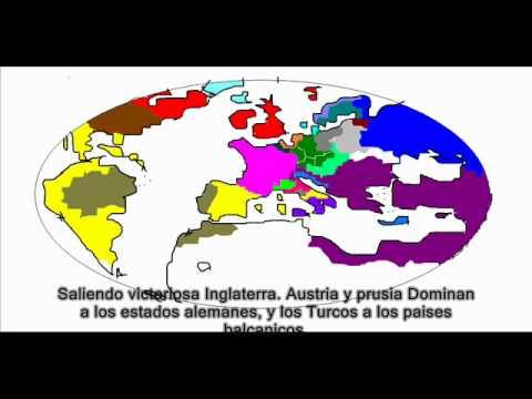 Historia occidental en Colores