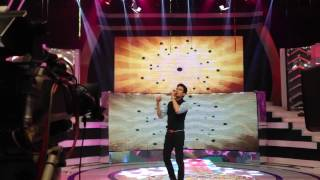 CHRISTIAN BAUTISTA warmly welcomed in EAT BULAGA Indonesia 12/17/12