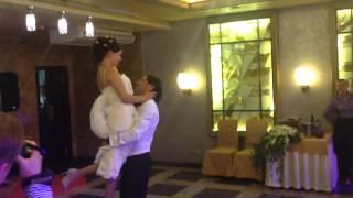 Волшебный свадебный танец Лены и Миши | Организатор ведущий Гарик Шаповалов | www.СвадьбаДляВас.рф