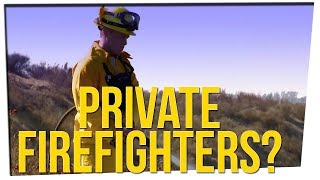 Rich People Have Private Firefighters?! ft. Boze & DavidSoComedy