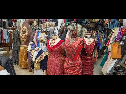 HONOLULU Magazine Goes Backstage for an Inside Look at Diamond Head Theatre's Costume Department