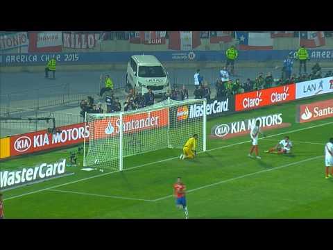 Copa América 2015: Chile 2 - 1 Perú