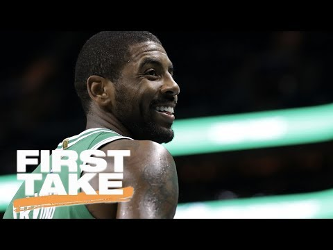First Take predicts Cleveland fan reactions to Kyrie Irving in season opener | First Take | ESPN