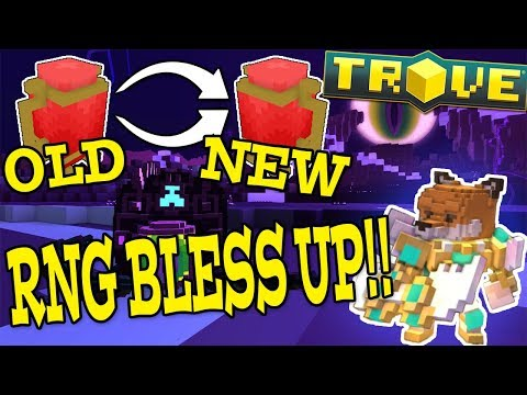 trove how to get stronger power rank
