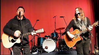 Alan Doyle & The Beautiful Beautiful Band w. Special Guest Russell Crowe,  Bay Shore, Long Island