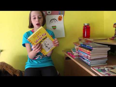 book-review-#-1---diary-of-a-wimpy-kid:-dog-days