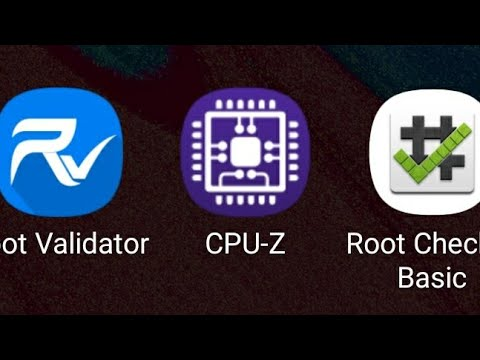 How To Check Root Android With App || Best Root Checker App Android 2020