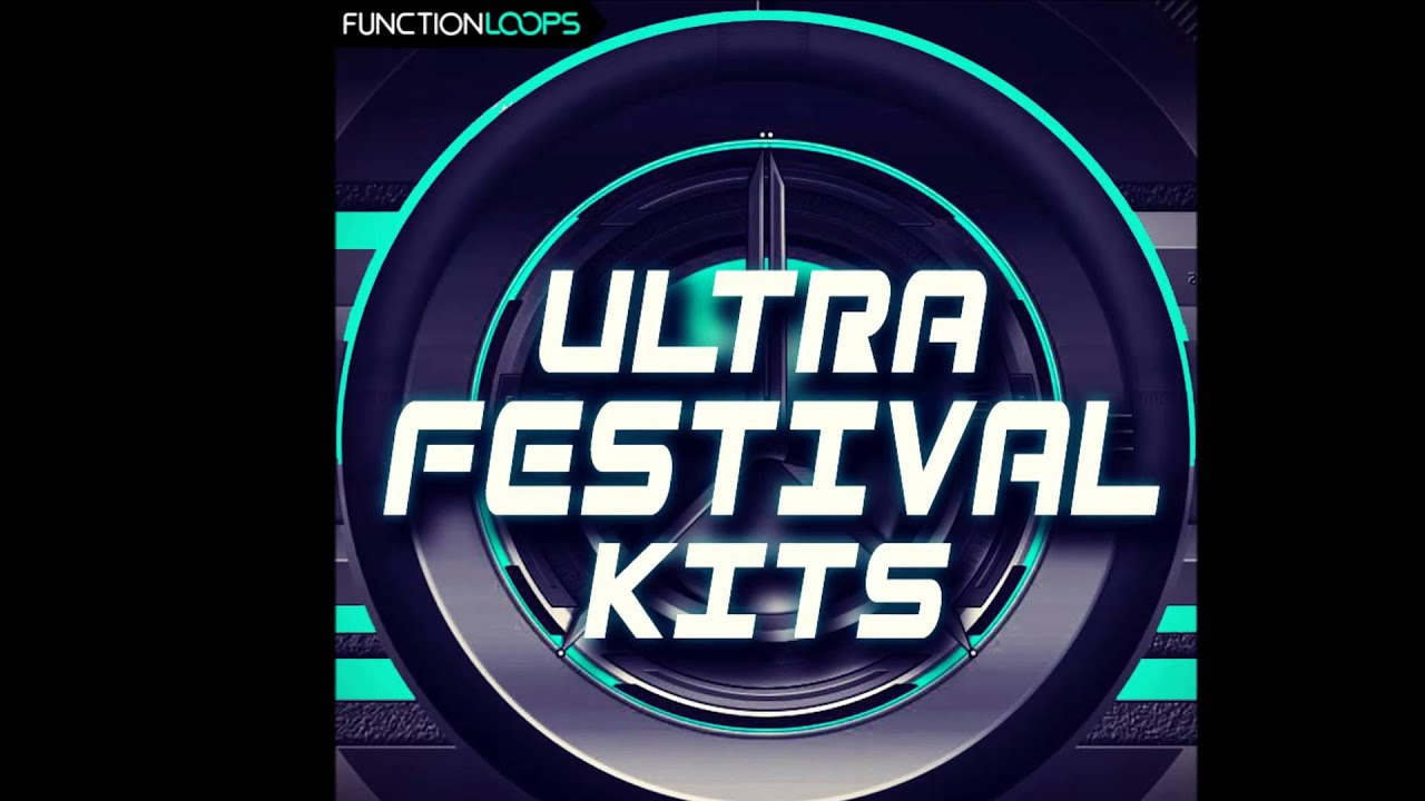 Ultra Festival Kits - EDM Sample Pack | EDM Loops | EDM Samples | Drums,  Melodies, MIDI, Presets