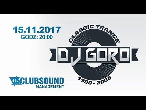 DJ Goro Live @ Clubsound Management // 100% Vinyl // Classic Trance