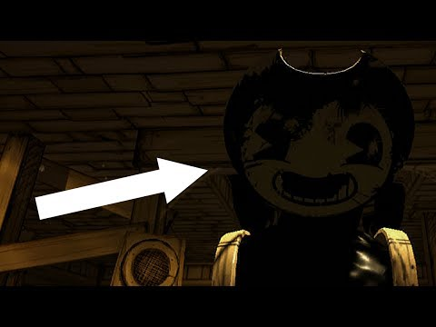 That man is weird... CRAZY weird! | Bendy and the Ink Machine: Chapter 2