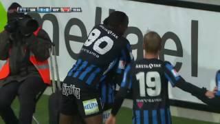 Kingsley Sarfo fantastic goal vs Kalmar FF