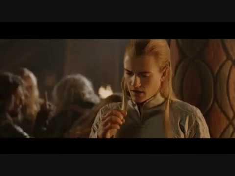 Legolas and Gimli drinking game