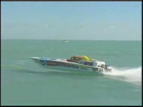 Offshore Fountain  Racing