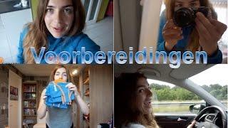 Lotte VLOG #2 - Voorbereidingen | Team4Animation