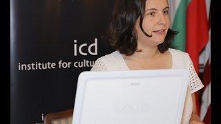 Francesca Calò (PhD Candidate, Glasgow Caledonian University)