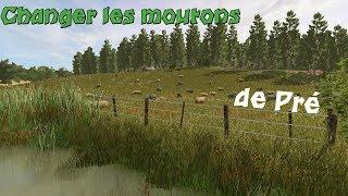 [TUTO] AJOUTER UN PRE POUR LES MOUTONS | Farming Simulator