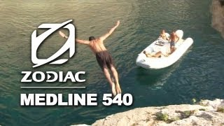 Zodiac Medline 540 (2012) | Rigid Inflatable Boats (RIB)