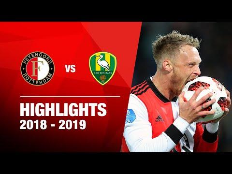 Samenvatting | Feyenoord - ADO (KNVB Beker 2018-2019)
