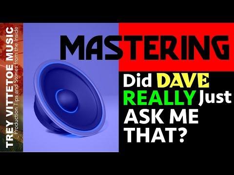 Mastering! LOUDER than Dave Pensado?
