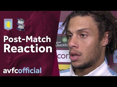 Birmingham City post match reaction