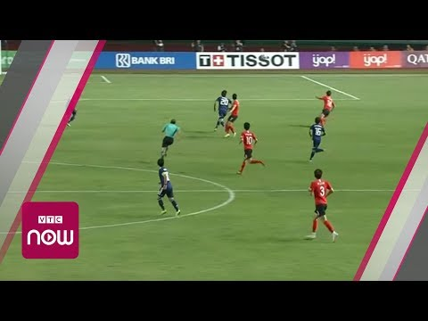 Highlights chung kết bóng đá nam ASIAD 2018:  Hàn Quốc - Nhật Bản| VTC Now