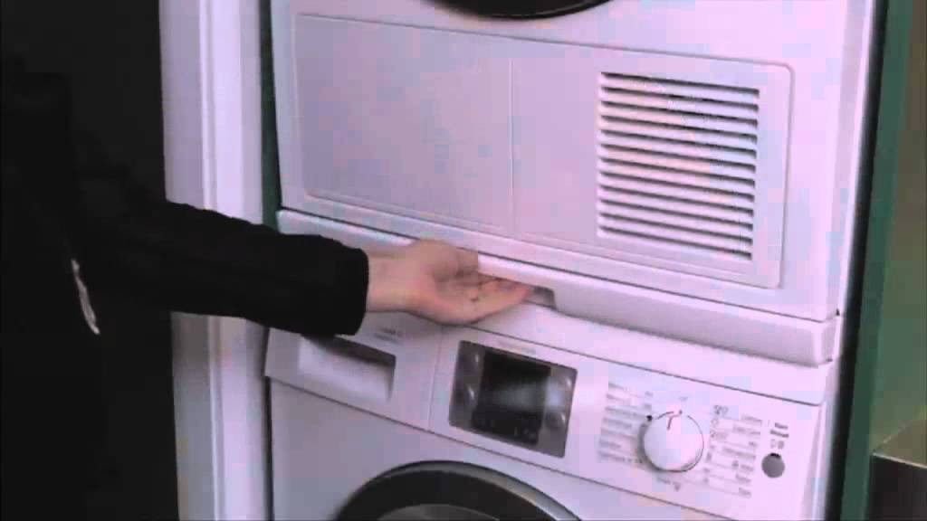 Bosch TVC: Washer Dryer on Choice TV - YouTube
