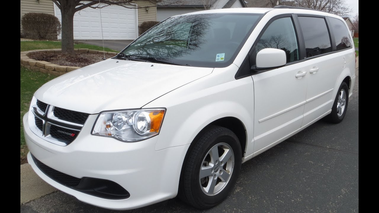 2012 dodge grand caravan start up and full tour day time youtube. Cars Review. Best American Auto & Cars Review