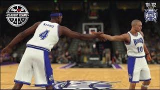 NBA 2K18 TWO NEW CLASSIC/HISTORIC TEAMS RELEASED! LAKERS AND KINGS!
