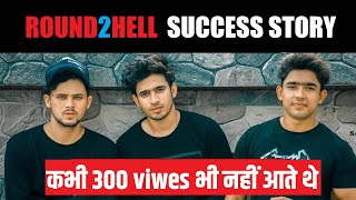 Motivational Story of Round2hell | Biography | R2h  | success story in hindi