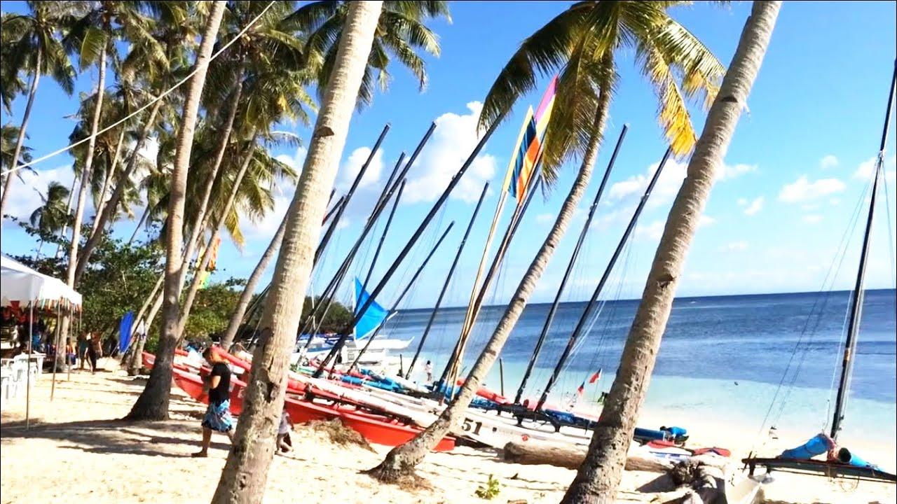 Rajska Wyspa Siquijor - Paliton Beach. Filipiny. Polska Społeczność w Azji.